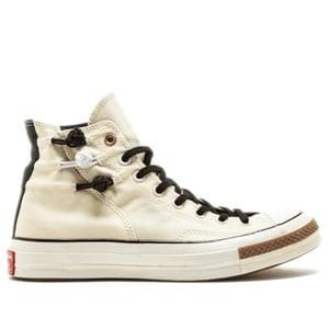 Converse CLOT x Chuck 70 Hi 'Cloud Cream' Cloud/Cream Canvas Shoes/Sneakers 141353C - 141353C