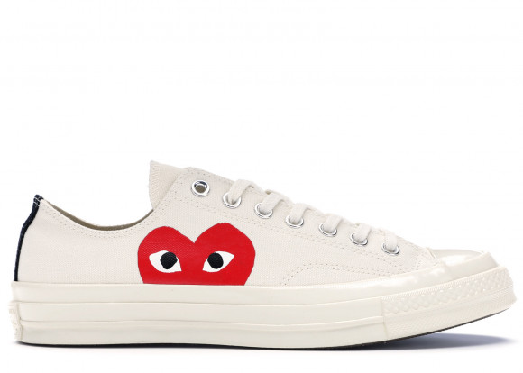 comme des garcons play x converse all star ox