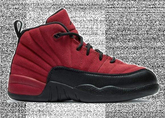 Jordan 12 Retro Reverse Flu Game (PS) - 151186-602