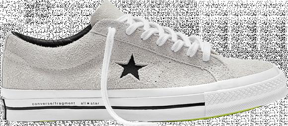 Converse One Star 74 Fragment Grey - 153130C