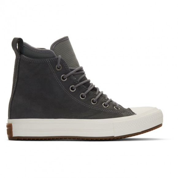 Converse Grey Chuck Taylor All Star Waterproof Boot Sneaker - 157459C