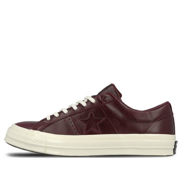 Converse One Star OX Dark Sangria Sneakers/Shoes 157803C - 157803C