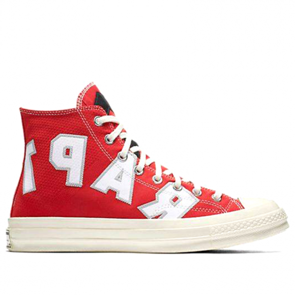 Converse Chuck Taylor All Star Premium Hi 'Toronto Raptors' Pink Glow Canvas Shoes/Sneakers 159388C - 159388C