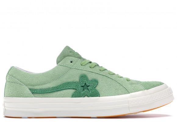 Converse One Star Ox Tyler the Creator Golf Le Fleur Jade Lime - 160327C