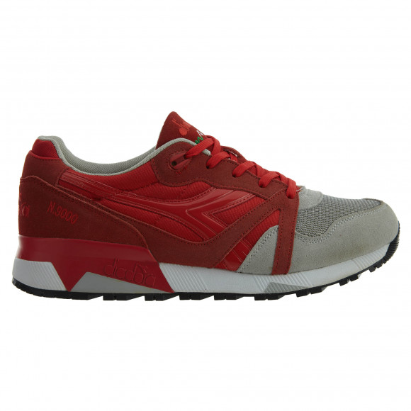 Diadora N9000 Nyl Red Gray - 160827