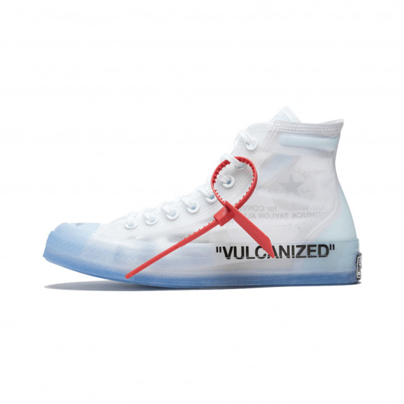 Converse The 10 Chuck Taylor x OFF-White Sneakers/Shoes 161034C - 161034C