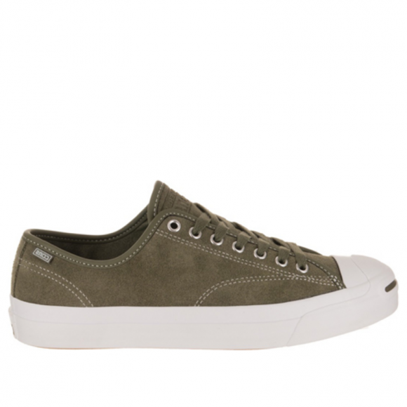 Converse Jack Purcell Pro Ox 'Olive' Olive/White Canvas Shoes/Sneakers 161522C - 161522C