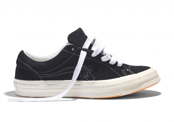 Converse One Star Ox Tyler the Creator Golf Le Fleur Mono (Black) - 162129C