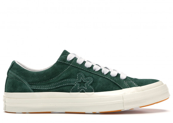 Converse One Star Ox Tyler the Creator Golf Le Fleur Mono (Green) - 162130C