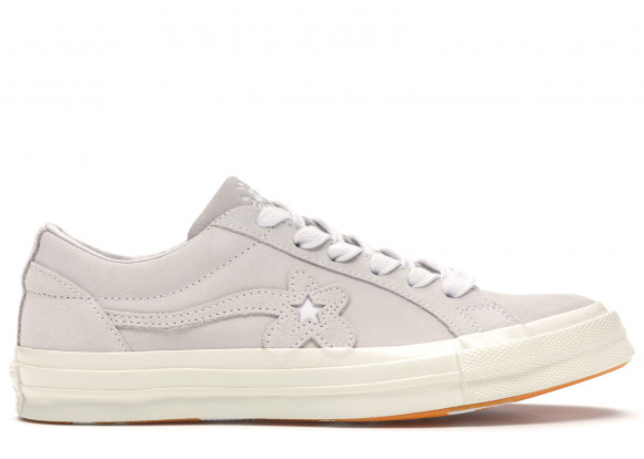 Converse One Star Ox Tyler the Creator Golf Le Fleur Mono (White) - 162133C