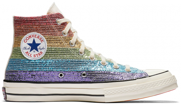 Converse Chuck Taylor All-Star 70s High Miley Cyrus Pride 2018 (W) - 162250C