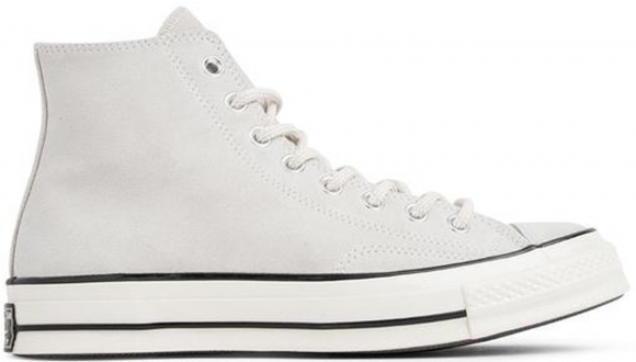 Converse Chuck Taylor All-Star 70s Hi Suede Pack Natural Ivory - 162372C