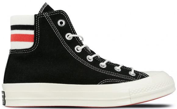 Converse Chuck 70 High Black Sedonia Red - 163363C