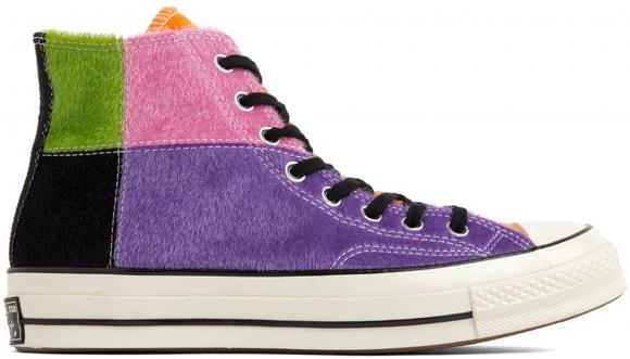 Converse Chuck Taylor All-Star 70s Hi Lilac Bubblegum - 163785C