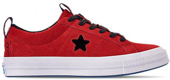 Converse One Star Ox Hello Kitty Fiery Red (W) - 163905C