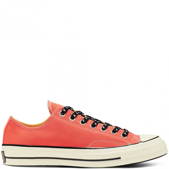 Converse Chuck 70 Ox 'Psy Kichs Pack - Orange' Orange/Black Canvas Shoes/Sneakers 164213C - 164213C