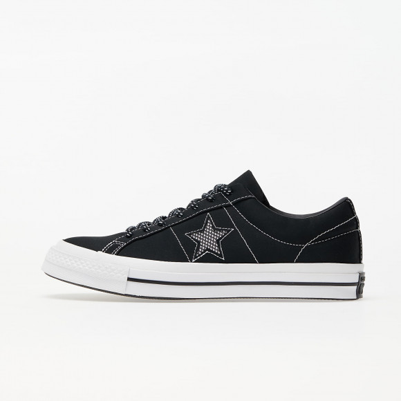 Converse One Star OX Black - 164221C