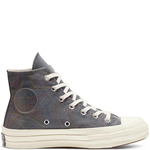 Grey Converse Chuck 70 Hi