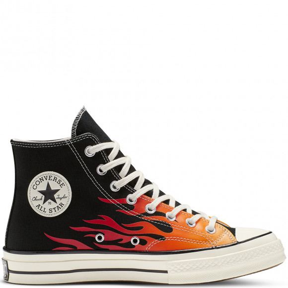 Chuck 70 Archive Print High-Top - 165024C
