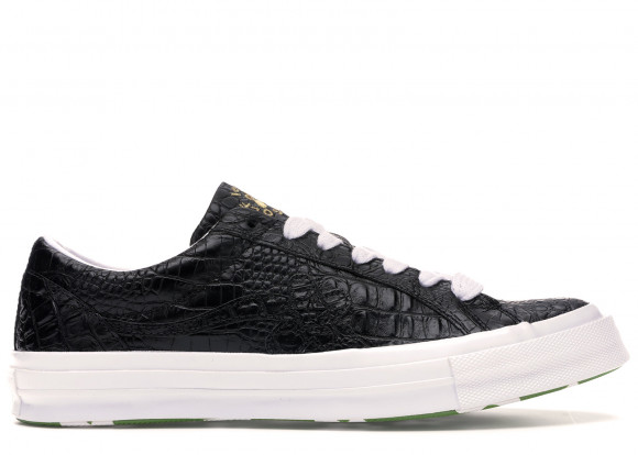 Converse One Star Ox Golf Le Fleur Faux Skin Black - 165524C
