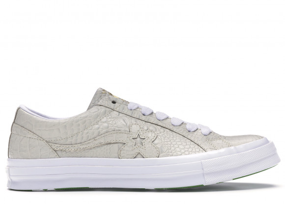 Converse One Star Ox Golf Le Fleur Faux Skin Grey - 165526C