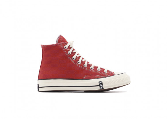 Converse Chuck Taylor All-Star 70s Hi Kith Classics Red Egret - 165627C