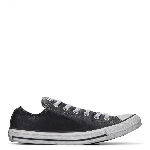 Chuck Taylor All Star Leather Smoke Low Top - 165764C
