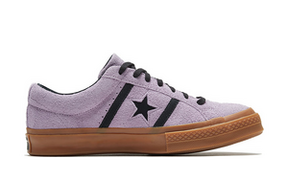 Converse One star sneakers DUSTY LILAC/BLACK/GUM HONEY 46.5 - 165950C