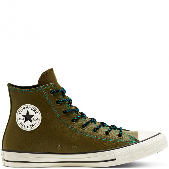 Converse Tumbled Leather Chuck Taylor