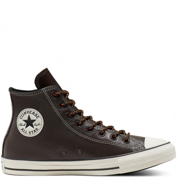 Converse CHUCK TAYLOR ALL STAR HIGH STREET TUMBLED LEATHER
