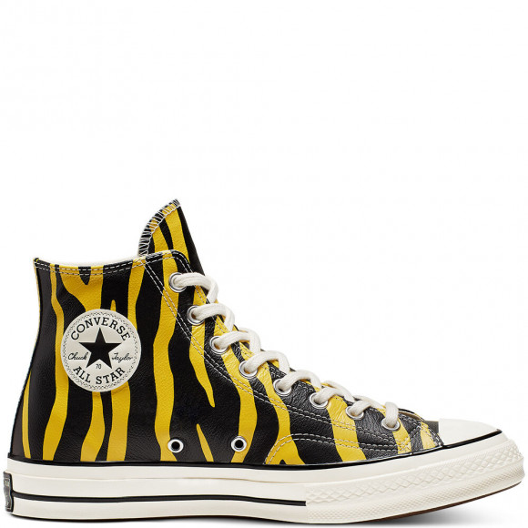 Converse Chuck 70 Archive Print Leather Hi - 165965C