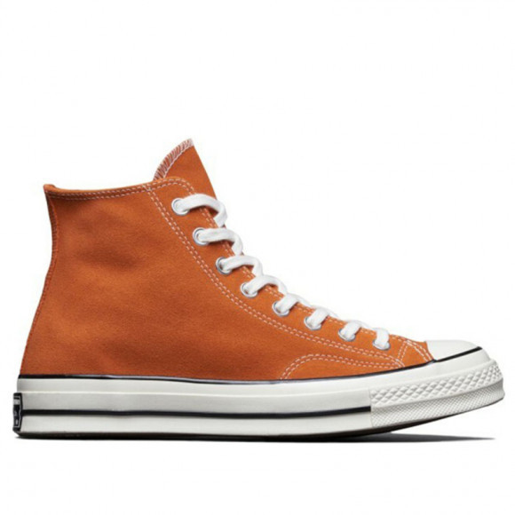 Converse Chuck 70 Hi 'Orange' Orange Canvas Shoes/Sneakers 166494C - 166494C