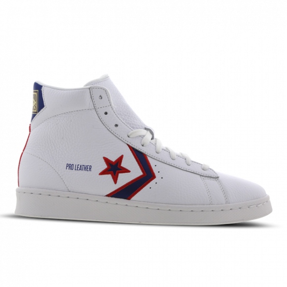 Converse PRO LEATHER MID WHITE - 167058C