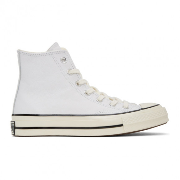 Converse White Next Level Chuck 70 High