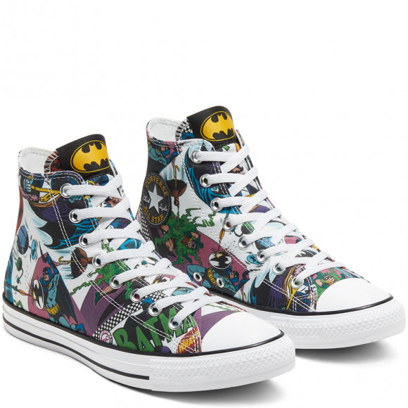 Converse Chuck Taylor All Star X Batman - Heren Schoenen