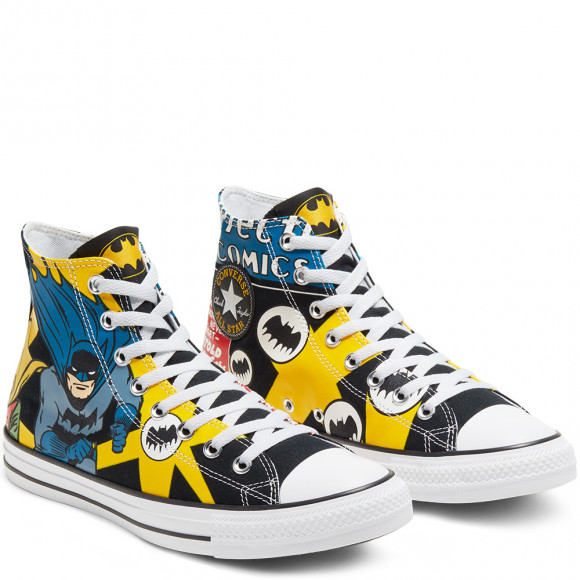 Converse x Batman Chuck Taylor All Star High Top - 167304C