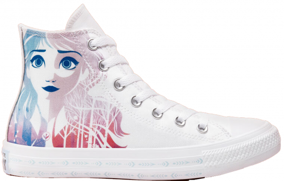 Converse Chuck Taylor All-Star Hi Frozen 2 White - 167357C