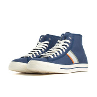 Mens Converse Player LT QS Hi - Blue, Blue - 167495C