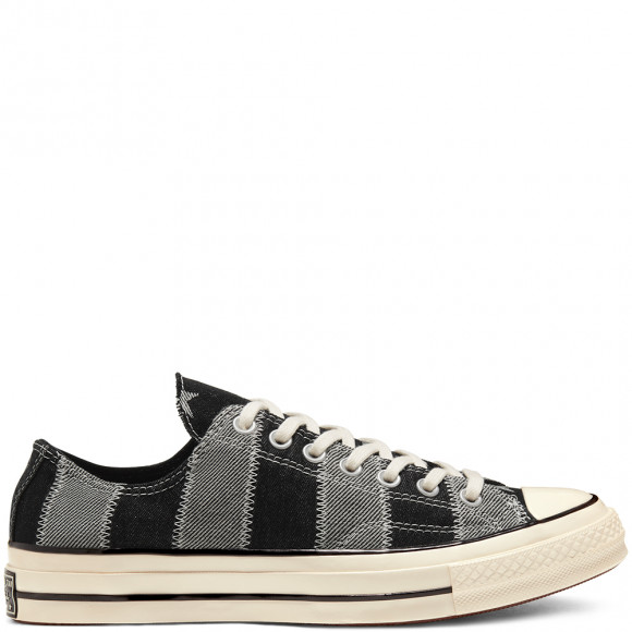 Converse Chuck Taylor All Star 70 Ox, Black/White - 167708C