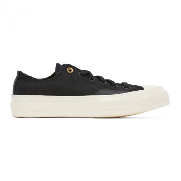 Converse Black Clean N Preme Chuck 70 Sneakers - 167819C