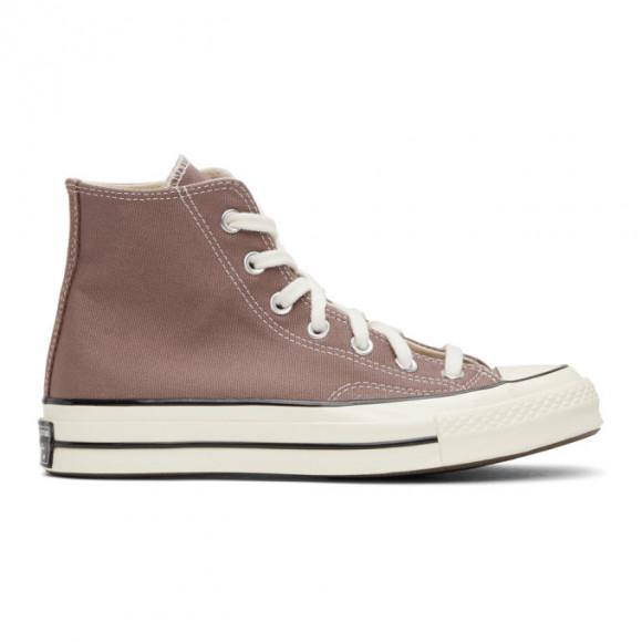 Converse Purple Seasonal Color Chuck 70 High Sneakers - 168510C