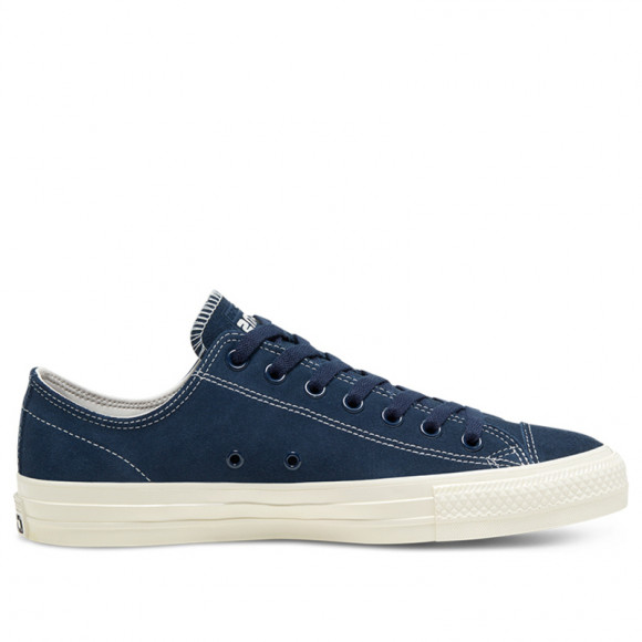 Converse Chuck Taylor All Star Pro Suede Low 'Obsidian' Obsidian/Obsidian/Egret Canvas Shoes/Sneakers 168642C - 168642C