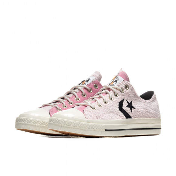 Converse Star Player Ox, White/Pink - 168755C