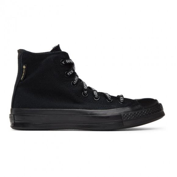 Converse Black Gore-Tex® Utility Chuck 70 High Sneakers - 168857C