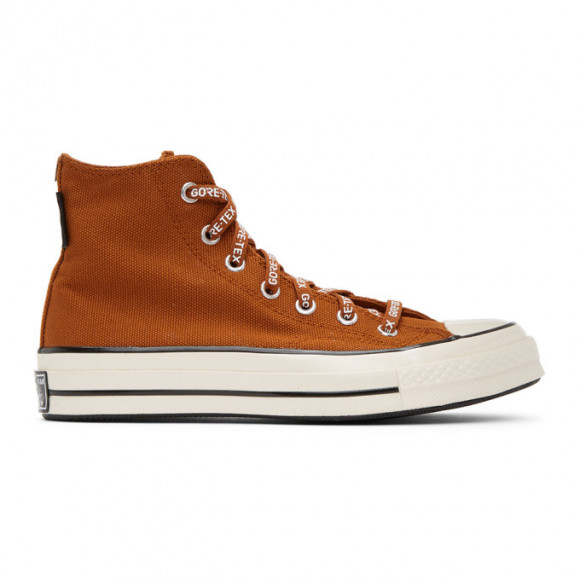 Converse Brown Gore-Tex® Utility Chuck 70 High Sneakers - 168858C