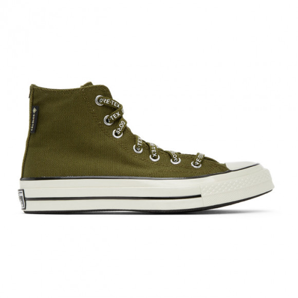Converse Green Gore-Tex® Utility Chuck 70 High Sneakers - 168859C