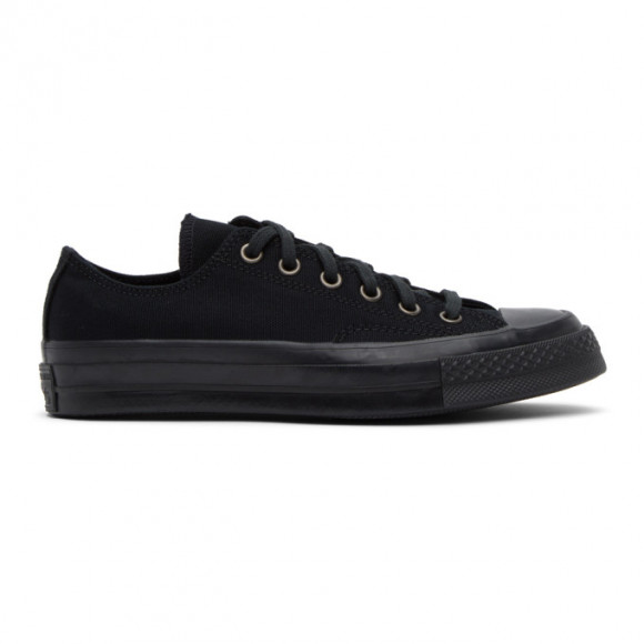 Converse Black Chuck 70 OX Sneakers - 168929C