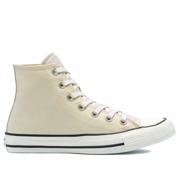 Converse Chuck Taylor All Star High 'Twisted Pastel - Shimmer Rose' Barley/Shimmer/Barely Rose Canvas Shoes/Sneakers 169040C - 169040C