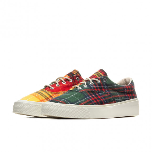 Converse x Converse Twisted Plaid SKID GRIP OX - 169218C