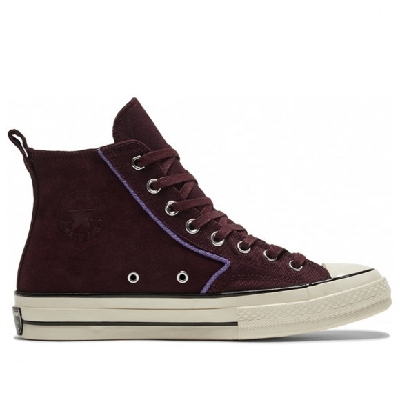 Converse Chuck 70 High 'Red Purple' Red/Purple Canvas Shoes/Sneakers 169371C - 169371C